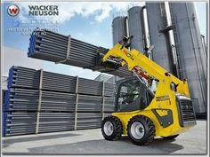 Строительная выставка CONEXPO CON AGG 2014 - строительная техника Wacker...