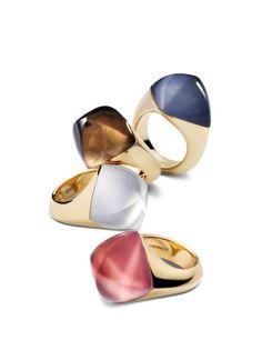 Vhernier - Yellow Golden Ring with half precious stones Resin Jewelry, Jewelry Art, Jewelry Rings, Jewelry Accessories, Fine Jewelry, Fashion Jewelry, Jewellery, Bijoux Design, Schmuck Design