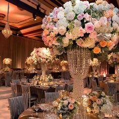 Chandelier Centerpiece, Floral Chandelier, Chandelier Wedding Decor, Floral Wedding, Wedding Flowers, Wedding Day, Wedding Venues, Wedding Catering, Lily Wedding