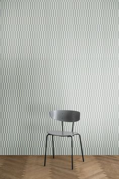 The wallpaper Arch - 176 from Ferm Living is a wallpaper with the dimensions m x 10 m. The wallpaper Arch - 176 belongs to the popular wallpaper collection Ferm Living, Ferm Living Wallpaper, Beautiful Furniture, Home And Living, Furniture, Stylish Chairs, Wall Coverings, Gray Design, Retro Tapet