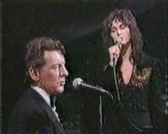 Jerry Lee Lewis & Emmylou Harris - Crazy arms