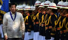 "#Duterte #announces ""#dead or alive"" bounties on policemen..."