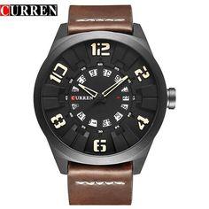 Military Sport Quartz Watch