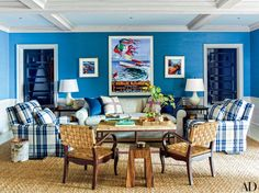 25 Colorful Room Decorating Ideas for Every Space In Your House Photos | Architectural Digest