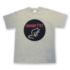 $26.00 - Parks and Recreation Mouse Rat T-Shirt (and the back of the shirt lists all of the band's previous names!)