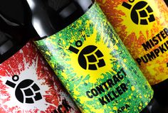 Jungle Brewery on Behance