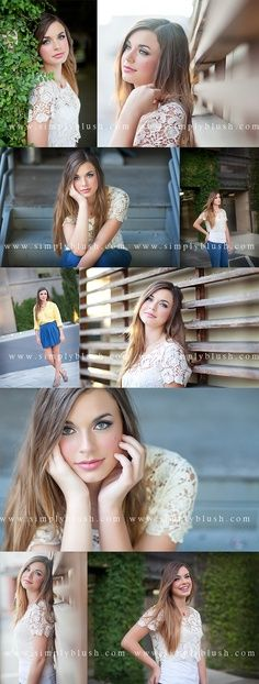 senior picture ideas for girls poses | Senior Picture Poses & Ideas!