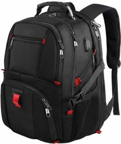 11. Travel Backpack for Men by YOREPEK