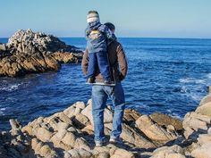 The Piggyback Rider, discovered by The Grommet, is a compact, lightweight, sturdy standing child carrier that makes taking family outings easy.