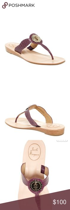 ⚡FLASH SALE ⚡BUY NOW Brand new Jack Rogers Sandals Brand new with box Jack Rogers Shoes