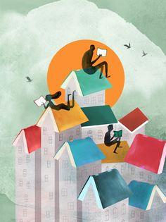 adolfo serra: Vuelta a los Libros