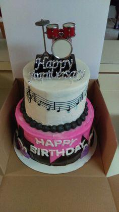 Happy birthday/Anniversary cake