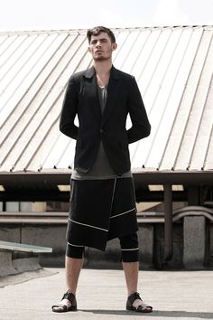 Visions of the Future: Standard Deviation - Fashion. Design. Culture. Art. Myko.: TOM REBL Spring / Summer 2013 Menswear Lookbook