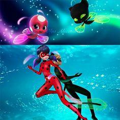 Miraculous Ladybug / Episode 14: Syren - New underwater power ...