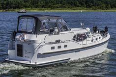 Yachtcharter Schulz präsentiert Hausboot Neuheit ohne Führerschein zur Saison 2016