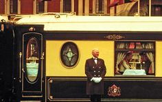 my dreams have already boarded the Orient Express