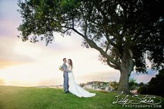 Los Verdes Golf Course Wedding Photography (Scott + Nooshin)
