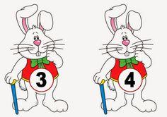 Λαγοί - Καρότα       ΠΑΤΗΣΤΕ   5ο - 7ο ΝΗΠΙΑΓΩΓΕΙΑ ΤΥΡΝΑΒΟΥ                          Φωλιές - αυγά   Πρόσθεση - Αφαίρεση     ΠΑΤΗ... Easter Craft Activities, Montessori Activities, Preschool Math, Math Classroom, Easter Crafts, File Folder Games, Math Numbers, Childhood Education, Adult Coloring Pages