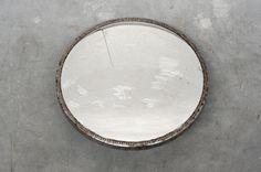 round mirror big