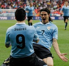 Cavani or Suarez: who better fits Real Madrid?