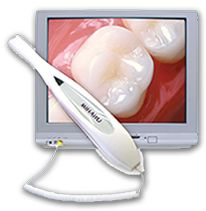 Our dentists treat dental care as a joint effort. One of the ways they succeed in this approach is through the use of the high-tech intra-oral camera. This tiny video camera delivers a close-up image of the interior of your mouth. You become an active participant in each dental decision, because you can see what work needs to be completed and which teeth are doing well. You'll be delighted with the results!