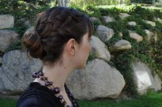 I Am Momma - Hear Me Roar: Waterfall Braid with Lots of Variations