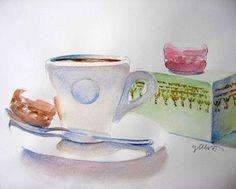 Macarons - Paris Breakfasts