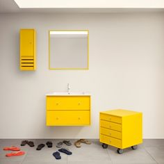 Looking for bathroom furniture to my new photo gallery. Want some funk and color!