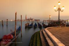Long Exposure Venezia #PatrickBorgenMD