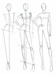 Dress Design Drawing, Dress Design Sketches, Fashion Design Sketchbook, Fashion Design Drawings, Fashion Sketches, Croquis Fashion, Fashion Drawing Tutorial, Fashion Model Drawing, Fashion Figure Drawing