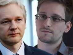 Fake and Faker:  Assange and Snowden. Interesting article.