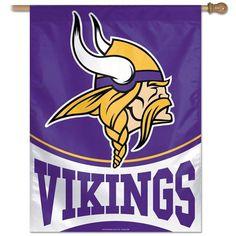 NFL Minnesota Vikings Vertical Flag, 27 x 37-Inch WINAV http://www.amazon.com/dp/B00CM6MVZM/ref=cm_sw_r_pi_dp_z.Cdub1K2NS1W