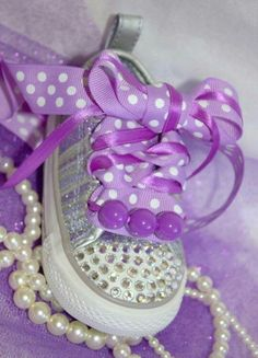 28 Best Baby Converse with a Bling images  4e23da9b8