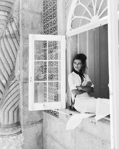 tunic caftan kaftan long dress maxi dress grey dress grey tunic cotton dress bohemian style boho Los Angeles brands California style golden hour Morocco travel wanderlust beautiful windows architecture