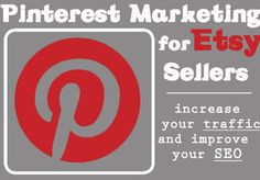I will pin or repin 10 of your Etsy items on my personal account with over 5000 followers Get targeted traffic and increase your Etsy shop SEO for $5 : fiverr.com/...