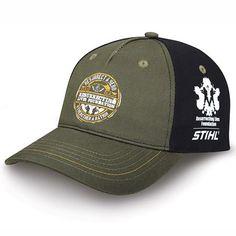 meet b293a 77ede Details about Stihl Resurrecting Lives Foundation Hat Cap