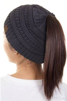Who do you know that would wear CC Ponytail Beanie? Share it with them here! http://www.bethegood2.com/products/cc-ponytail-beanie?utm_campaign=social_autopilot&utm_source=pin&utm_medium=pin