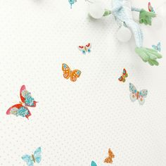 Girls Only Wallpaper Collection (source Caselio / Zepel) / Fabric Wallpaper Australia / The Ivory Tower