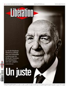 Libération, journal du 28 février 2013