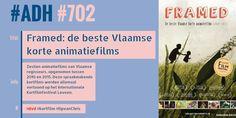 #ADH #702 #kortfilm  Framed: de beste Vlaamse korte animatiefilms 2010-2015  ► http://zoeken.kortrijk.bibliotheek.be/detail/Framed-de-beste-Vlaamse-korte-animatiefilms/Dvd/?itemid=|library/marc/vlacc|9975940