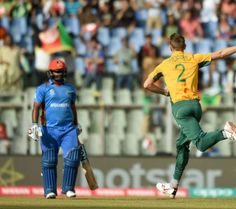 Cricket WT20: South Africa beat Afghanistan by 37 runs in their Group 1 Super 10 World Twenty20 match here on Sunday. Opting to bat, South Africa scored 209 for five in the stipulated 20 overs, and then bowled out Afghanistan for 172 in 20 overs. Chris Morris was the… Continue reading WT20: South Africa beat Afghanistan by 37 runs » #LittleNews