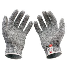 Cut-resistant, Anti-Knife, Chain Saw Safety Gloves Level 5 Protection