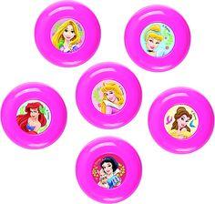 Job Lot 10 Packs of 8 80 Princess Theme Paper Party Plates 23cm Girls Birthday