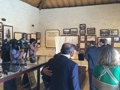 Inauguração oficial da Quinta do Bomfim . 23 de Maio de 2015