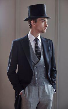 Ascot dress rules for men hat suit