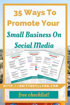 Hi y'all! Hope your week is going great. Today's post is quick, but crazy actionable. Many clients I have worked with in the past want quick ideas for what to share on social media. We're all busy and having a pre-made checklist for ways to promote your business is super beneficial so I decided to …Continue Reading