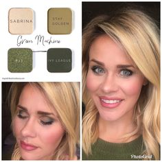 Green eyeshadow - New Make Up İdeas Maskcara Makeup, Maskcara Beauty, Skin Makeup, Eyeshadow Makeup, Beauty Makeup, Hair Beauty, Makeup Tips, Natural Eyeshadow Looks, Fall Eyeshadow Looks