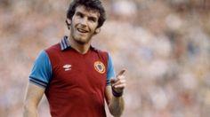 Peter Withe, Aston Villa and England.