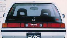 かなり懐かしのカタログ ~ワンダーシビックSi~|a page of beloved family and Accord Wagon|ブログ|ダブルウィッシュボーン|みんカラ - 車・自動車SNS(ブログ・パーツ・整備・燃費)