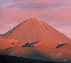 Atacama Desert:a majestic view